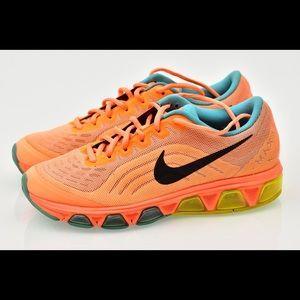 Nike Air Max Tailwind Women's Atomic Orange 8 sz